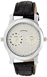 Giordano Analog White Dial Mens Watch - 60062 (P10500)