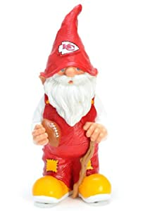 Kansas City Chiefs Garden Gnome 11 Male by Caseys