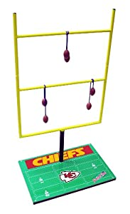 NFL Football Ladder Toss Game by Wild Sales