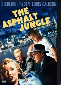 "Cover of ""The Asphalt Jungle"""