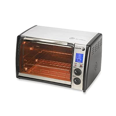 FagorTM Dual Technology Digital Toaster Oven