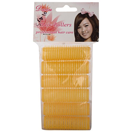 Style Welcro Hair Roller, Multi, 1 centimeter (Pack of 6)