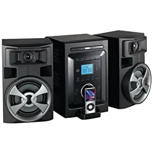 RCA RS2696I CD Audio System with Dock for iPod