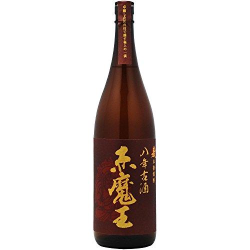 櫻の郷酒造 赤魔王 麦八年 古酒 1800ml