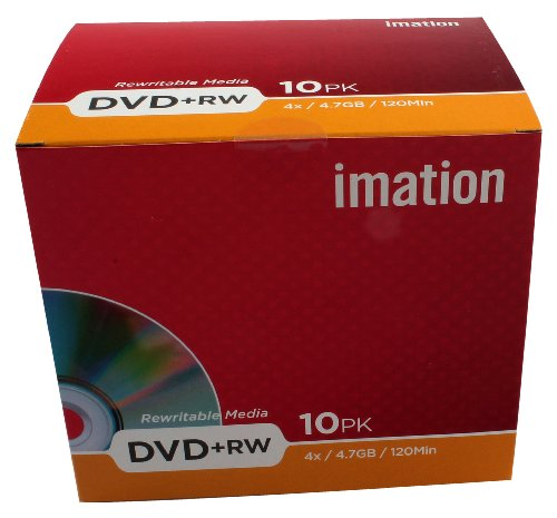 Imation Dvd+rw 4.7GB - Confezione da 1