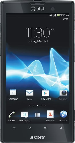 Sony Xperia Ion, Black 16GB (AT&T)