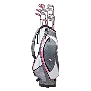 Women&#8217;s Wilson Hope 11-pc Golf Club Set &#8211; Right Hand