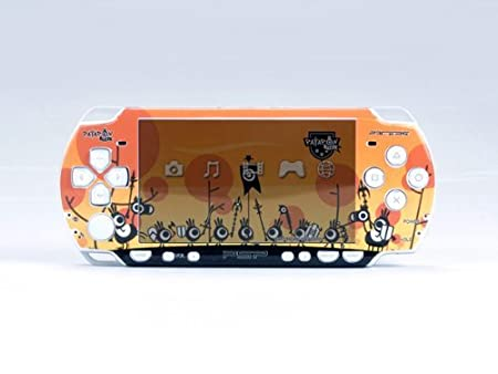 PATAPON PSP (Slim) Dual Colored Skin Sticker, PSP 2000
