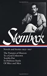 John Steinbeck: Novels and Stories, 1932-1937