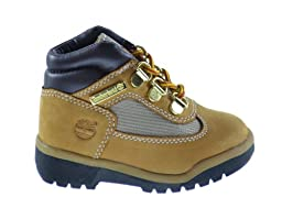 Timberland Baby Toddlers Field Boots Wheat 15845 (4 M US)