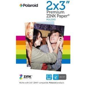 ポラロイド Polaroid Z2300用 2x3