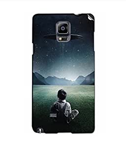 MOBILE SKIN FOR SAMSUNG GALAXY NOTE 4