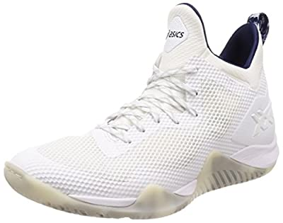 [アシックス] バスケットシューズ Blaze Nova メンズ ホワイトホワイト 31g 24 Cm