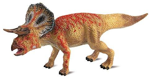 Geoworld Jurassic Hunters Zuniceratops Dinosaur Model