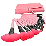 DEAMOR Professional Makeup Brush Cosmetic Brush Set With Bag