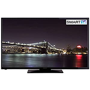 Digihome 49279SMFHDLED Black 49Inch Smart Full HD LED TV with Freeview Built-in WiFi 1x HDMI and 1x USB Port