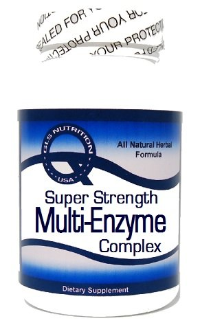 Super Strength Multi-Enzyme Complex 100 Capsules ^Gls