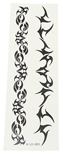 eozy-10-pc-tatuajes-temporales-pegatinas-cuerpo-negro-unisex-para-hombre-mujer-modelo-1