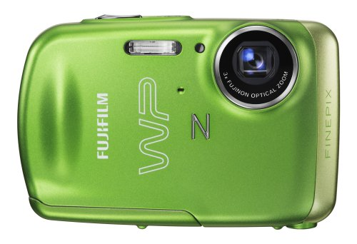Fujifilm FinePix Z33WP is one of the Best Ultra Compact Digital Cameras for Travel Photos Under $200 with Waterproof Body