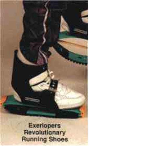 Biosig Instrument EXERLOPERS PATENTED NO-IMPACT RUNNING SHOES