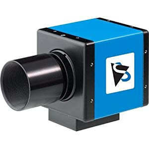 The Imaging Source DMK 51AU02.AS Monochrome USB Astronomy Camera without IR Cut Filter, 1600x1200 Pixel Resolution, C/CS Mount