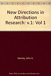 New Directions in Attribution Research: v.1