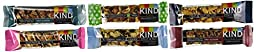 Kind Bar Nuts & Spices, Fruit & Nuts Super Variety- (12-PACK)-(2 of Each Flavor 1.4 Oz)
