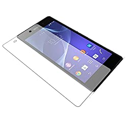 iConnect World Sony Xperia Z1 Tempered Glass Screen Protector Guard
