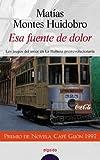 img - for Esa fuente de dolor / The Source of Pain (Algaida Literaria) (Spanish Edition) book / textbook / text book