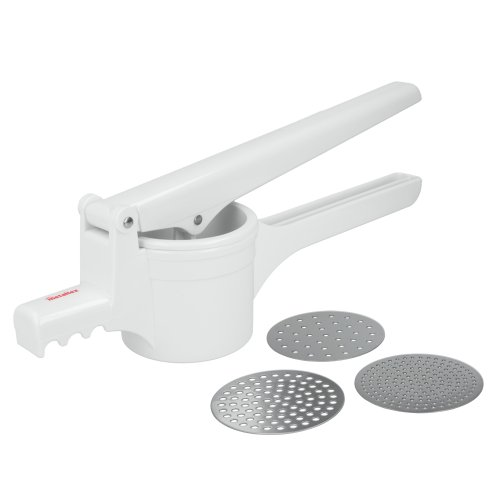 Why Should You Buy Metaltex USA Inc. Potato Ricer, White