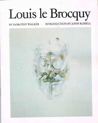 Louis Le Borocquy, Dorothy Walker