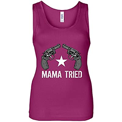 Mama Tried Gun Rights Women's Tank Top