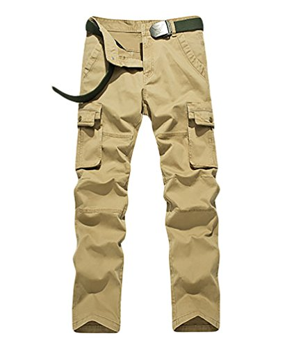 YiJee-Multi-Poches-Vintage-Style-Combat-Militaire-Cargo-Pantalons-pour-Homme