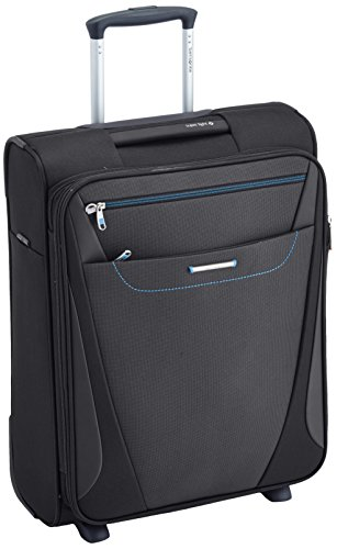Samsonite Bagaglio a mano All Direxions Upright 55/20 Exp 42 liters Nero (Black) 58193-1041