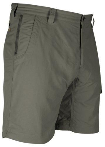 Mountain Khakis Men's Granite Creek Shorts, Ash, 32