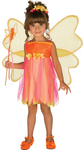 Buttercup Butterfly Costume, Toddler 1-2 image