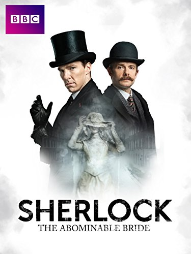 Sherlock: The Abominable Bride (Feature Only) (British Movies Bbc compare prices)