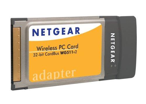 NETGEAR WG511NA Wireless G Pc Card