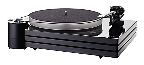 Music-Hall-MMF93-Turntable-with-1-piece-Carbon-fiber-Tonearm-Triple-Plinth-Dust-Cover
