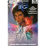 Captain EO (3-D Special #18, Michael Jackson ~ Eclipse Comics