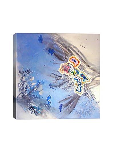 Lia Porto Gallery Nevaba Y Yo Quer'A Que Fuera Primavera (Resistencia) Canvas Print