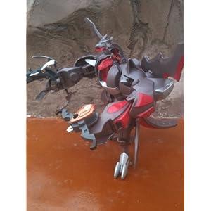 Bakugan Mechtanium Surge Mechtogan Titan Action Figure - Zenthon Titan