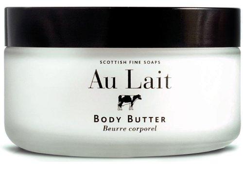 SCOTTISH FINE SOAPS スコティッシュファインソープ Au Lait ミルクバター用クリーム