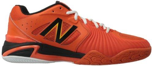 888098148954 - New Balance Men's MC1296 Stability Tennis Tennis Shoe,Orange/Black,11 2E US carousel main 5