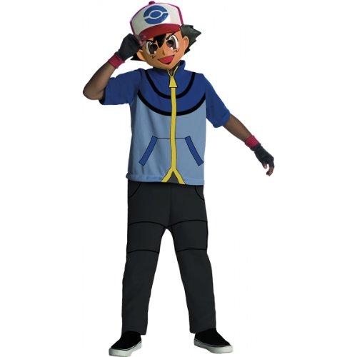 [Ash Costume - Small] (May Costume Pokemon)