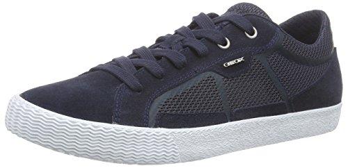 Geox U Smart I Scarpe Low-Top, Uomo, Blu (Blu (Navyc4002)), 45