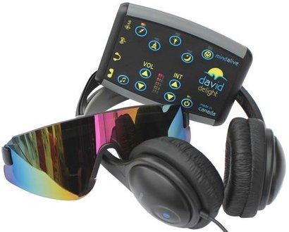 DAVID Delight | Light and Sound Device | MInd Alive's