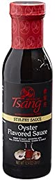 House of Tsang Oyster Flavored Sauce 12.4 oz (Pack of 12)
