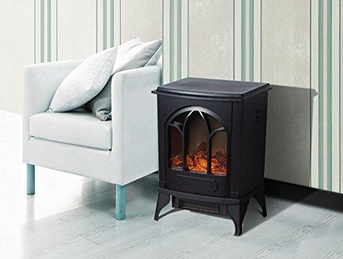 bentley home elektrischer kaminofen mit feuereffekt. Black Bedroom Furniture Sets. Home Design Ideas