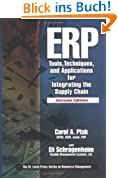 ERP: Tools, Techniques, and Applications for Integrating the Supply Chain (Resource Management)